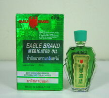 EAGLE BRAND MEDICATED OIL MENTHOL BRUISE ACHE PAIN RELIEF 6ml