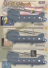 Print Scale Decals 1/32 BOEING CH-47 CHINOOK Helicopter Part 1