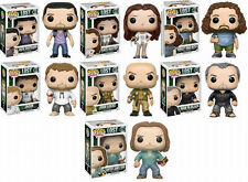 Funko Pop! Television LOST Full Set of 7 IN HAND MIB Jack Kate Sawyer John Locke