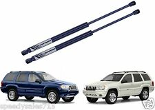 (2) Front Hood Lift Supports For 1999-2004 Jeep Grand Cherokee New Free Shipping