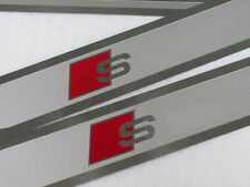Door Sill for 2009-2013 audi A3 A4 A5 A6 A7 A8 Q5 Q7 Protectors Scuff Promotion