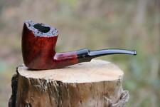 Stanwell Bordeaux 64 Half Bent Dublin Plateau Estate Pfeife Estate Pipe