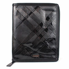 Burberry Embossed Patent Leather iPad Case Cover