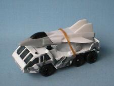 Matchbox Aircraft Transporter White Camo Commando Toy Model Car UB