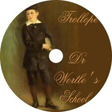 Doctor Wortle's School, Anthony Trollope Romantic Dilemma Audiobook on 1 MP3 CD