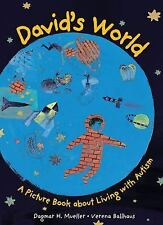 David's World: A Picture Book about Living with Autism-ExLibrary