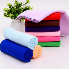 10Pcs Mixed Microfiber Car Cleaning Towel Kitchen Washing Polishing Cloth