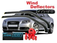Audi A4 B6 B7 2001-2009 Estate/SaloonWind deflector 2 pcs HEKO(10207) only front