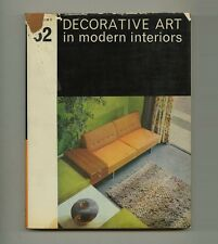 1962 Studio DECORATIVE ART Yearbook NEUTRA Shulman BERTOIA Eames STIG Lindberg