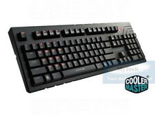 COOLER MASTER QUICK FIRE PRO MECHANICAL GAMING KEYBOARD. SCHWEIZ/SWITZERL LAYOUT