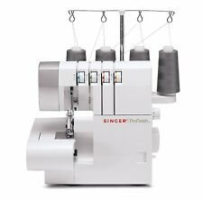NEW SINGER 14CG754 ProFinish 2-3-4 Thread Serger With Sewing Machine Intro DVD