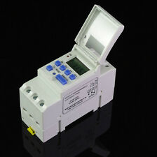 1 x DIGITAL PROGRAMMABLE Timer 220V 16A TIME RELLAY
