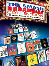 Smash Broadway Collection Play Sweeny Todd Evita Piano Vocal Guitar Music Book