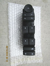 07 - 13 CADILLAC ESCALADE ESV EVT EXT MASTER POWER WINDOW SWITCH BRAND NEW