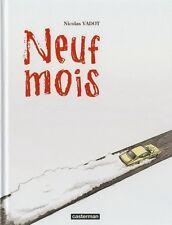 BD EO Neuf mois - Edition Originale de Nicolas VADOT