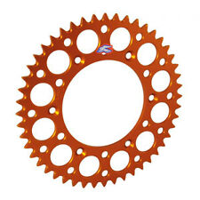 ORANGE RENTHAL REAR SPROCKET KTM SX 85 2003 - 2015 SX 105 2006 - 2011 46T