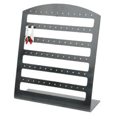 NEW 72 Holes Retail Earrings Jewelry Display Rack Stand Holder Organizer Show