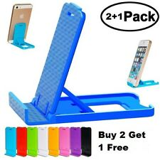 Mobile Phone Stand, Holder For, Foldable & Adjustable Display Buy 2 Get 1 Free
