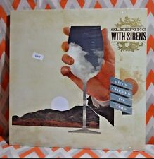 SLEEPING WITH SIRENS - Let's Cheers to This, Limited CLEAR VINYL  New & Sealed!