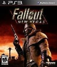 PS3 PLAYSTATION 3 VIDEO GAME FALLOUT 3 NEW VEGAS BRAND NEW SEALED