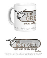 The Grey Gull Mug. Inspired by Haven. Stephen King. Colorado Kid. Funny.