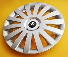 CITROEN C2,C3,C4..SET OF 4 x 15 INCH ALLOY LOOK CAR WHEEL TRIMS/COVERS,HUB CAPS