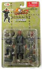 Rifleman Pvt Bruno Bauer 1:18 Action Figure/Wermacht/Ultimate Soldier