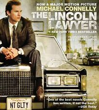 A Lincoln Lawyer Novel: The Lincoln Lawyer by Michael Connelly (2011, CD /...
