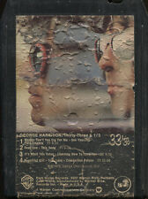 George Harrison: Thirty-Three & 1/3 - 8 Track Tape Cartridge