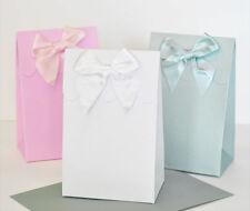 12 Wedding Bridal Baby Shower Party Favors Favor Candy Buffet Boxes Bags Bows