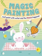 MAGIC PAINTING _ JUST ADD WATER _ BUNNY COVER __ BRAND NEW _