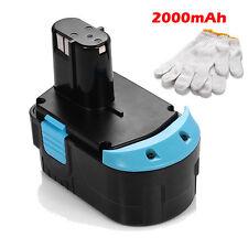 18V 2000mAh Pod Rechargeable Battery for HITACHI EB1820 EB 1820L EB1814SL 18VOLT