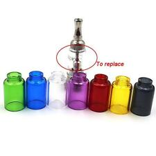 Replacement Glass Cap tank For Aspire Nautilus Atomizer vapor 7 kind of colors