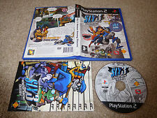 SLY 3 HONOUR AMONG THIEVES SONY PS2 WITH MANUAL PAL Tested & Working 100% FB