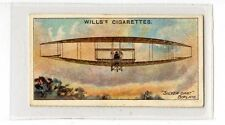 (Ja4333-100)  Wills Capstan,Aviation(Black),Silver Dart,1910 #43
