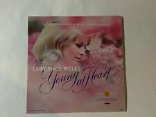 Lawrence Welk ‎– Young At Heart Longines Symphonette Society ‎– LS209C ex/vg+ LP