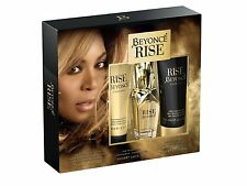 BEYONCE RISE Gift Set Women Perfume EDP Body Lotion Shower Gel NEW IN BOX