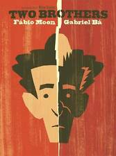 TWO BROTHERS HARDCOVER Fabio Moon & Gabriel Ba Comics Graphic Novel HC