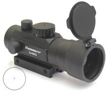 Red Green Dot 2x42 Tactical Close Quarters Gun Scope