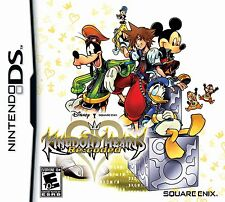 Kingdom Hearts Re:Coded [Nintendo DS NDS DSI, RPG, Square Enix] Brand NEW