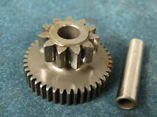 Starter Reduction Gear & Shaft Pin 1985  Honda Shadow VT700c 700