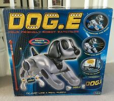 DOG.E Vintage Robot Toy - 2000