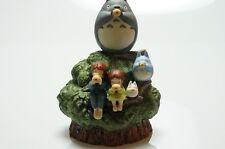 Rare! My Neighbor Totoro Music Box Kusunoki Studio Ghibli From Japan