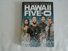 Hawaii Five-0: The First Season (DVD, 2011, 6-Discs)-VERY GOOD COND. SHIP FAST