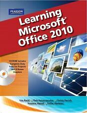 Learning Microsoft Office 2010, Standard Student Edition, Faithe Wempen, Suzanne