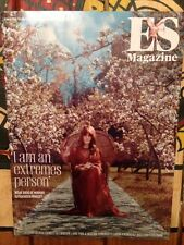 FLORENCE WELCH & THE MACHINE PHOTO INTERVIEW UK ES MAGAZINE MAY 2015