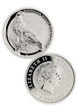 2016-P Australia $1 1 Oz Silver Wedge Tailed Eagle Coin In Mint Cap SKU38608
