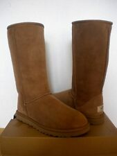 UGG~Classic Tall Boots Chestnut~ US 10 / 41 (Fits US 11) New #5815