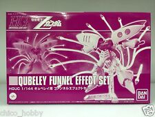 Premium Bandai 0205878 High Grade HGUC 1/144 Qubeley Funnel Effect Set Gundam ZZ