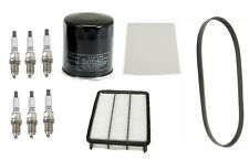 Lexus RX300 99-03 V6 3.0L Tune Up Kit with Filters Denso Spark Plugs & Belt